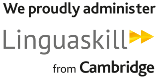 We proudly administer Linguaskill from Cambridge